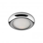 Светильник точечный MR-16 G5.3 50W матовый хром