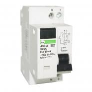 Автоматический выключатель защитного выключения Промфактор АЗВ 1п+н С32/0,03