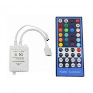 Контроллер #76 RGBW  8А - И.К. 40 кнопок