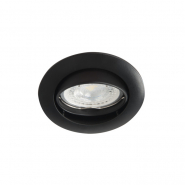 Светильник точечный Kanlux 25996  VIDI CTC-5515-B чёрный