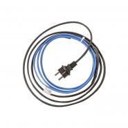 Готовый комплект для подогрева трубы 4 м, 40 Вт (при +10°С)