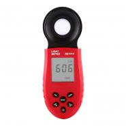 Люксметр  электронный измеритель освещенности цифровой, прибор уровня света