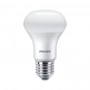 Лампа светодиодная PHILIPS ESS LED 7W 4000K 230V R63 RCA E27
