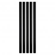 Стержни клеевые  YATO черные 11,2мм, L=200мм, уп.5шт.