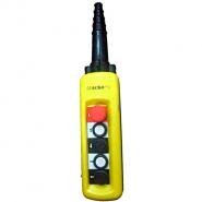 Пост кнопочный XAL-B3-4713 IP65, 4 взаим. блокировки + 1общая Аско-Укрем