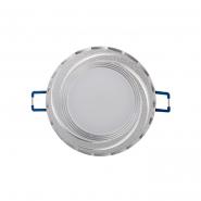 Светильник светодиодный Feron 5W серебро круг 400Lm 4000K 93*28mm d68mm