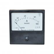 Амперметр ЭА 0302  100/5А (80х80)