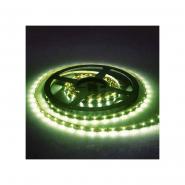 Лента светодиодная Feron LS603/LED-RL 60SMD(3528)/m 4.8W/m 12V 5m*8*0.22mm зел на белом основании
