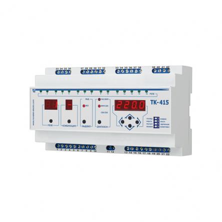 Последовательно-комбинационный таймер Novatek-Electo , 15 каналов ТК-415 - 1