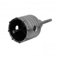 Коронка хвостовик 80 мм SDS, PLUS бетон