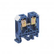 Зажим наборный ЗНИ-6мм2 синий