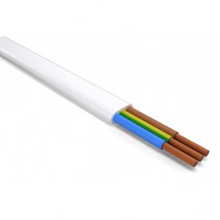 Кабель ШВВП 3х2,5 АК ( +см ПУГНП 3Х2,5) соединительный плоский - 1