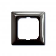 Рамка одинарная серый ентре