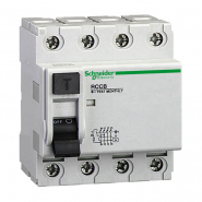 Дифреле ID 4р 40А 30 МА Europeen Schneider Electric 23042