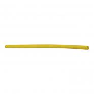 Трубка термоусадочная д.6.4 жёлтая с клеевым шаром АСКО