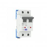 Автоматический выключатель СЕЗ PR 62 C 1А 2Р
