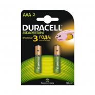 Аккумулятор Duracell HR3BLN(AAА) 750млА