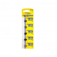 Батарейка литиевая CR1220.BP5 (blister 5)