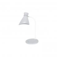 Настольная лампа HOROZ  SMD LED 6W сер дим 300Lm/1/6