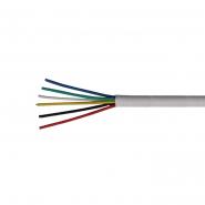 Провод для охранной и пожарной сигнализации СКВВ 6х0,4