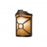 Уличная настенная подсветка Don 1*E27 60W