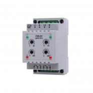 Двухканальное реле времени Novatek-Electro РЭВ-201 220В многофункциональное