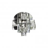 Светильник точечный Feron C1037 G9 прозрачный хром