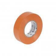 Изолента Temflex 1500 Лента 19mm x 20m оранжевый 3М