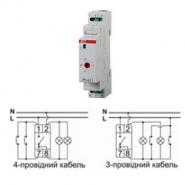 Реле лестничное Электросвит РЧ-611 220В, 16А