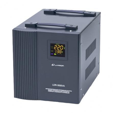 Стабилизатор напряжения Luxeon LDR-3000 - 1