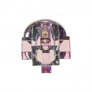 Светильник точечный  Feronй C1037  G9  хром розовый