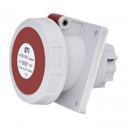 Розетка встраиваемая  EEH-6353  IP67 (63A, 400V, 3P+N+PE) ETIMAT
