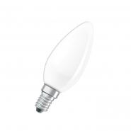Лампа OSRAM CLAS B FR 60 Вт 230В E14 матовая свеча