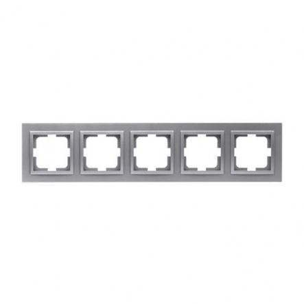 Рамка 5-я , Mono Electric, DESPINA (серебро) - 1