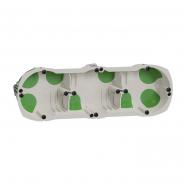 Коробка монтажная установочная Multifix Air 3-х местная г/к для деревяных домов/негорючая