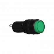 Сигнальна арматура AD22E-10DS зелена 220V АC