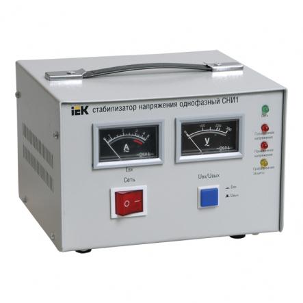 Стабилизатор напряжения СНИ1- 1,5 кВА - 1