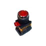 Кнопка-модуль втопл. EGF-R (червона) ETIMAT