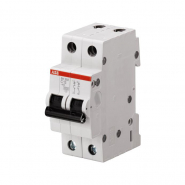 Автоматический выключатель ABB SH202 C10 2п 10А