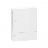 Щит распределительный навесной Schneider Electric Mini Pragma на 24 модуля (2х12) Белая дверь