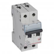 Автоматический выключатель Legrand TX3 32А 2Р 6кА тип С 404045