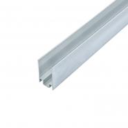 Профиль алюм BIOM ЛПН-18 для крепления ленты NEON RGB, (палка 2м) м