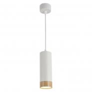 Светильник светодиодный  TRL262 7W LED белый+дерево