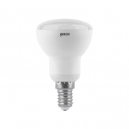 Лампа Gauss LED Black R50 6W E14 2700K