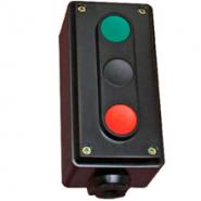 Пост управления кнопочный ПК-712/3-УЗ Промфактор