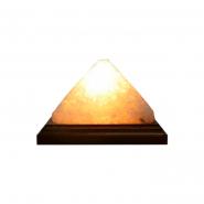 Светильник соляной Пирамида энергетическая 12*12 2кг 120*120*140