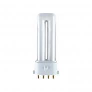Лампа компактная люминесцентная 7W/41-827 2G7 DULUX S/E OSRAM