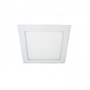 Светильник светодиодный Feron 28W квадрат 2240Lm 5000 (6400)K 300*300*19mm