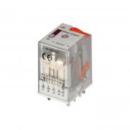 Реле электромеханическое ETI ERM4-230AC 4p