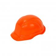 Каска строителя оранжевая
